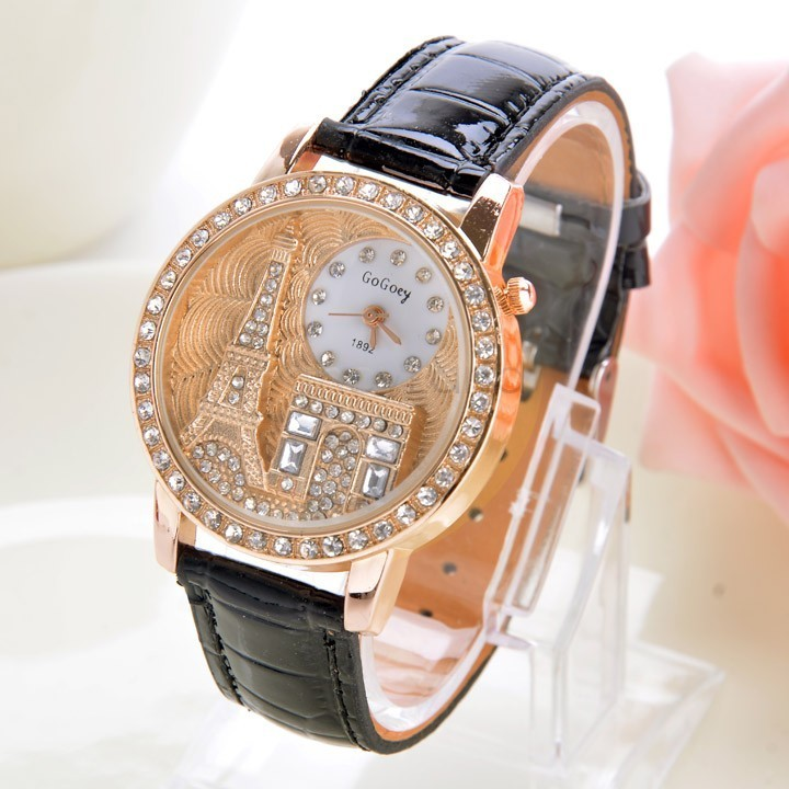 Home Design For Seniors: Beautiful Lady Watch