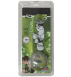 Cartoon Network Orologio da Polso di Ben10 Luci Led