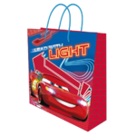 Borsa di Cars Disney Ideale Come Confezione Regalo