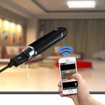Penna MicroSpia DVR Audio Video Camera WI-FI HD H.264