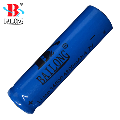 Li-ion 14500 4800mAh Rechargeable Battery for FlashLight