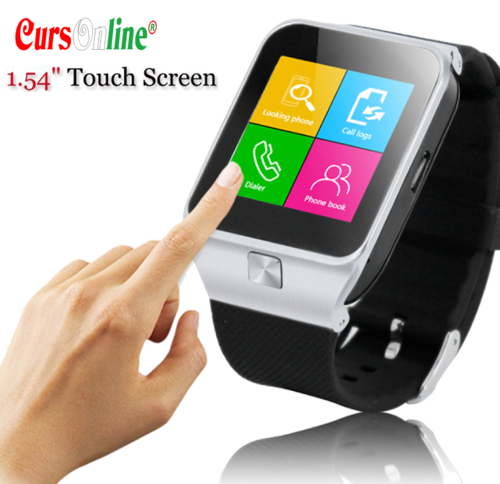 Orologio Cellulare M9 Sim, Micro Sd, Bluetooth Ios Android