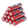 UltraFire Red Edition 18650 Recharg. Battery for FlashLight 5800mAh