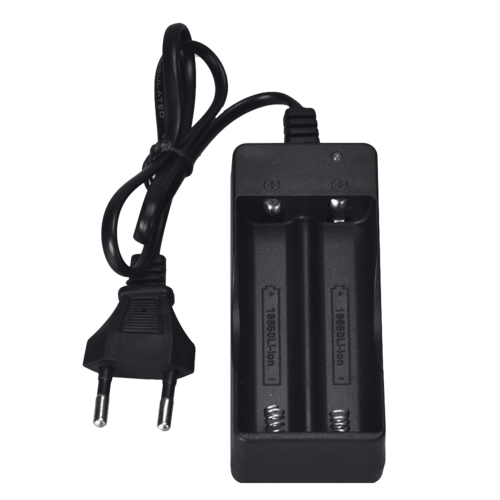2 Slots Universal Battery Charger Li-ion 3,7V 4,2V 18650