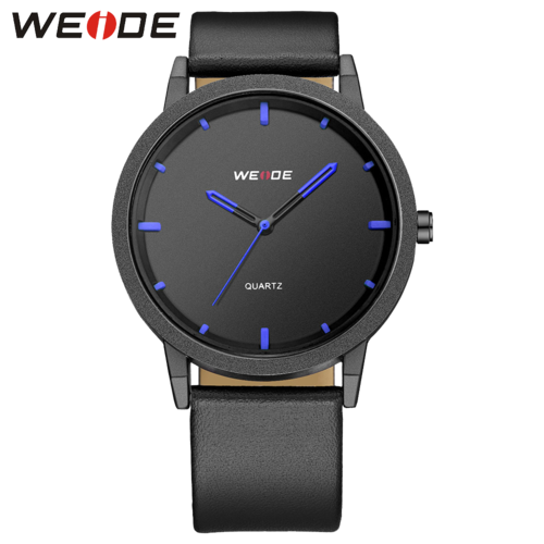 Weide Watch WD001 Japan Quartz Movement EPSON AL35 Blue